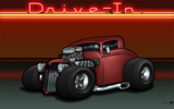 1934 Ford Coupe desktop Wallpaper by Ryan Nore