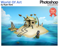 Photoshop Creative - Image of the Week