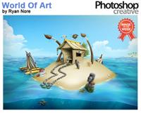 Photoshop Creative - Image of the Week