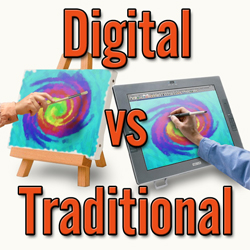 Digital vs Traditional
