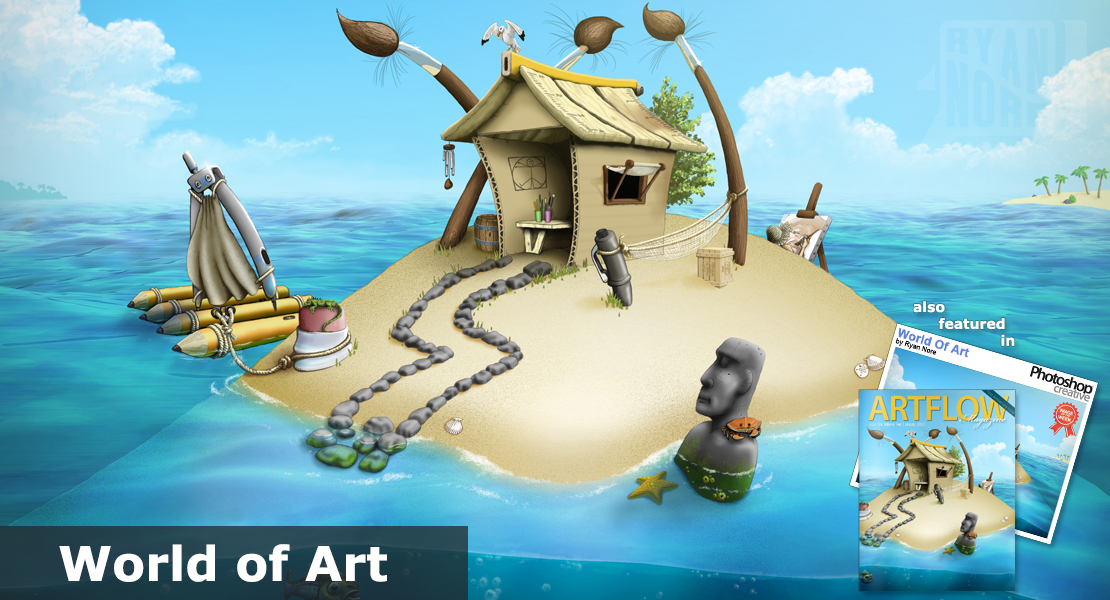 World of Art by Ryan Nore